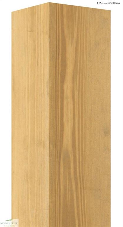 Holzpfosten Robinie quadratisch, gehobelt, 9 x 9 x 180