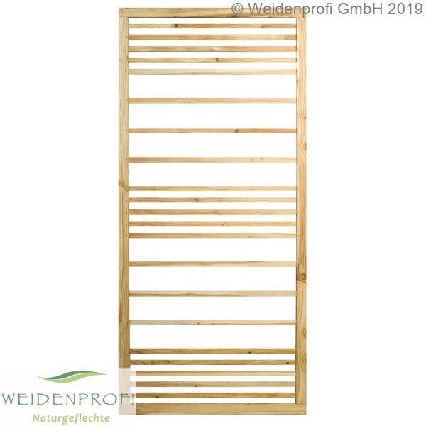 Zaun-Modul Rankgitter, horizontal