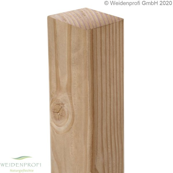 Holzpfosten, Zaunpfosten Lärche